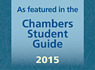Chambers student guide logo 2015